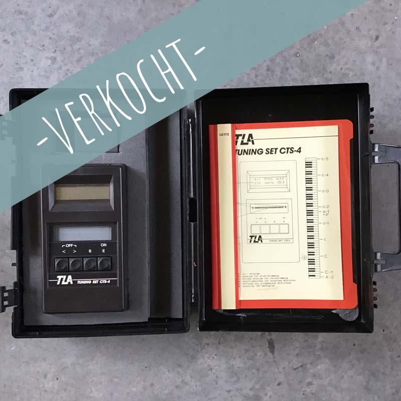 Stemapparaat Tla Cts-4