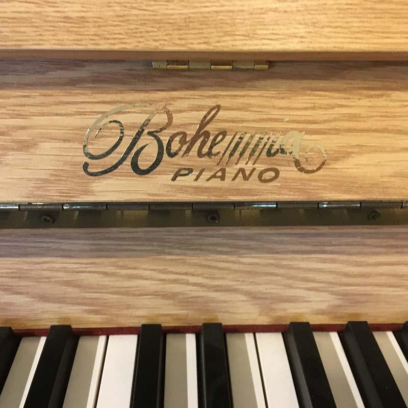 Bohemia 111 Nova embleem