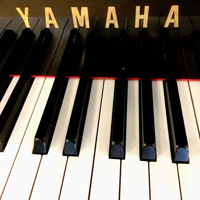 Yamaha C3ED toetsen en merk