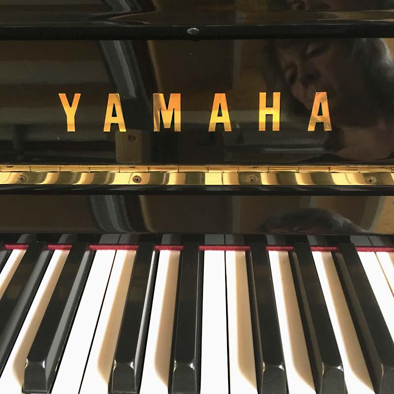 Yamaha U10A pianotoetsen