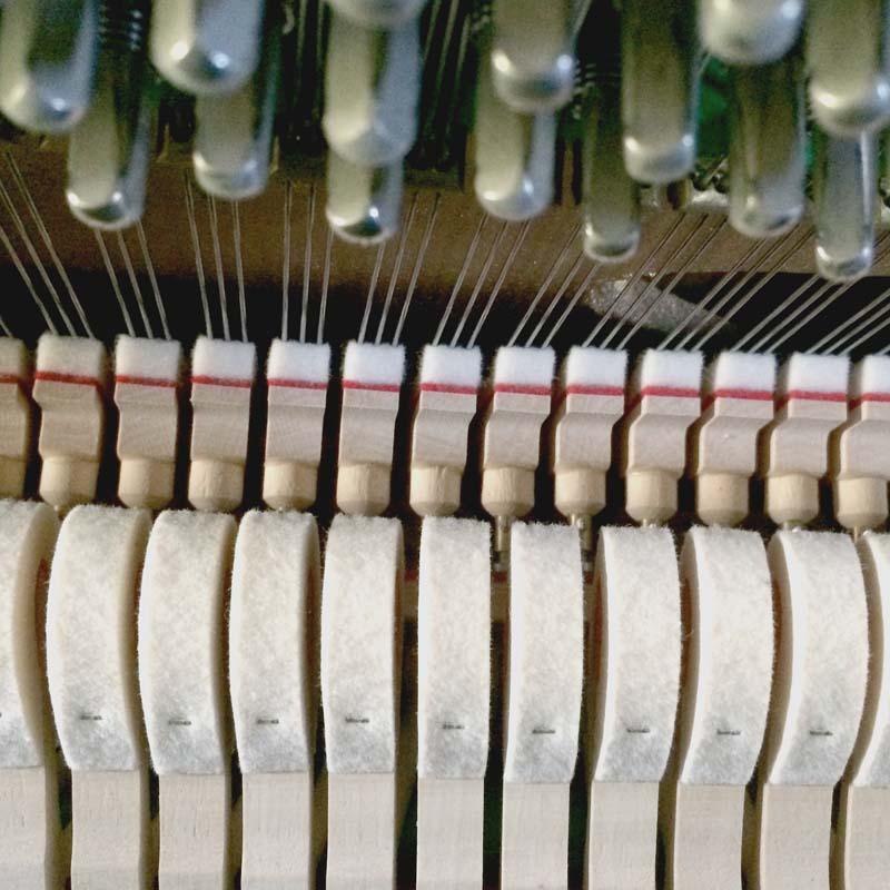 Rosler mechaniek hamerkoppen