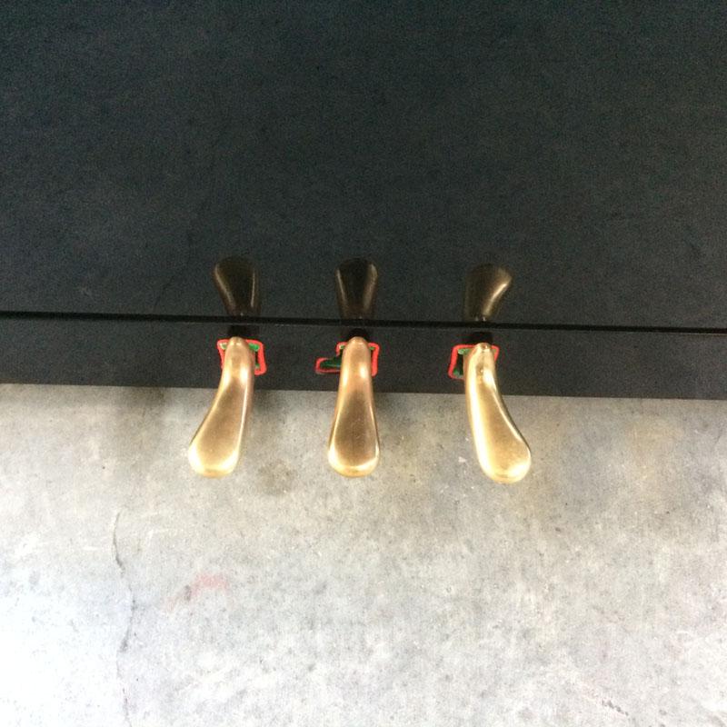 Rosler pedalen