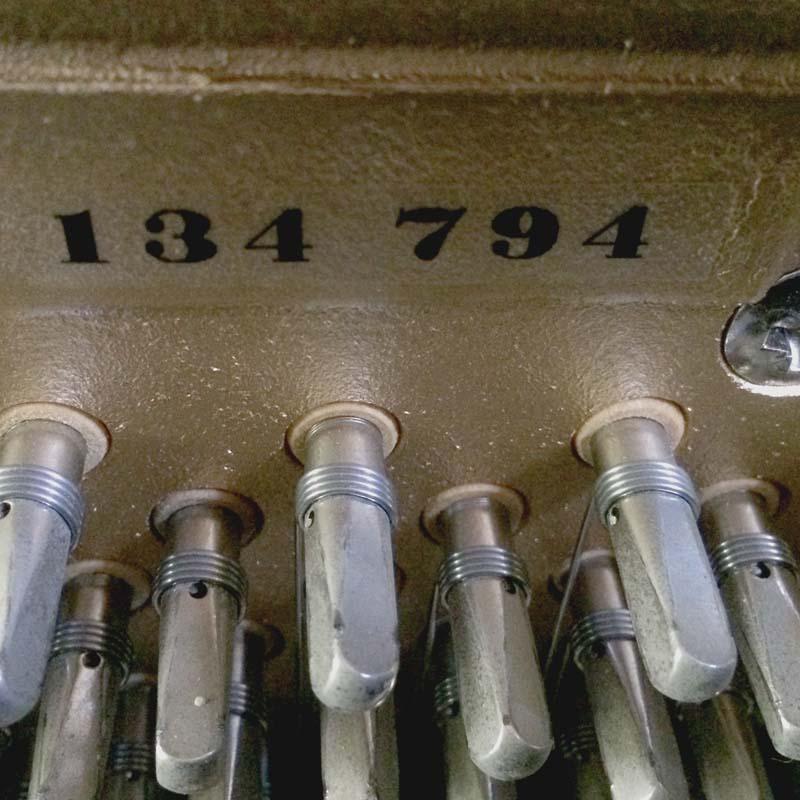 Rosler serienummer