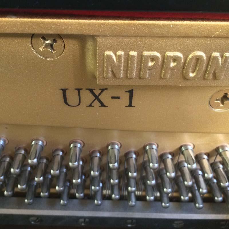 Yamaha UX1 stempennen en type - kopie