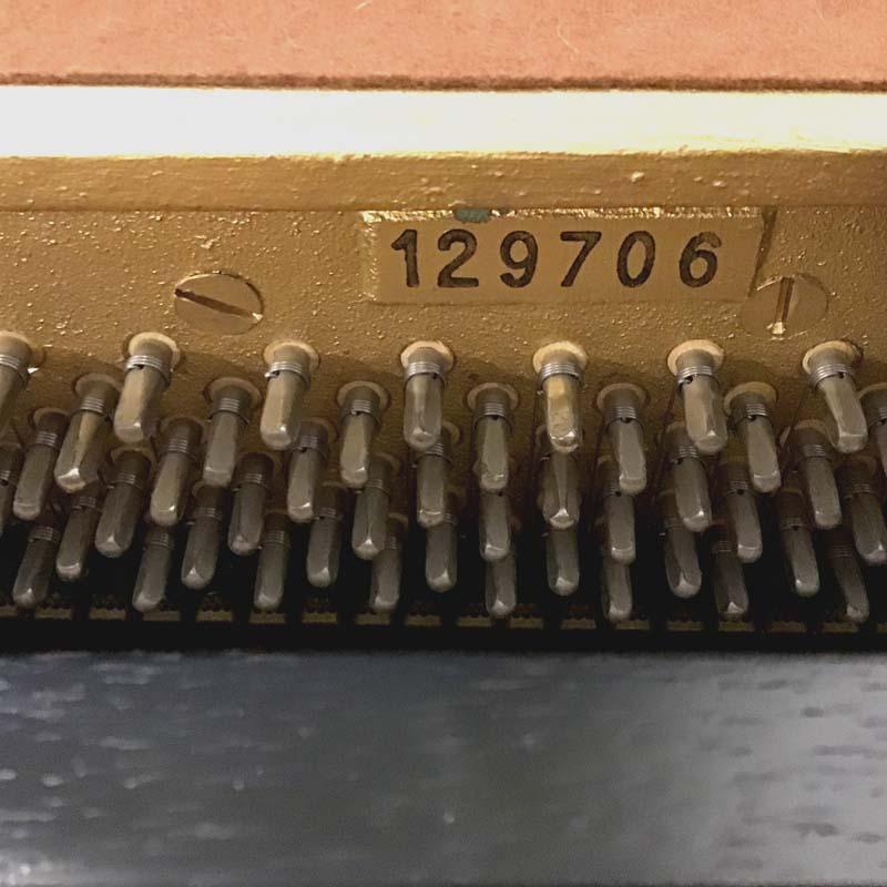 Rosler serienummer en stempennen
