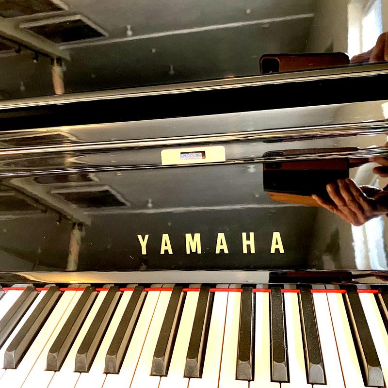 yamaha yua merk en toetsen