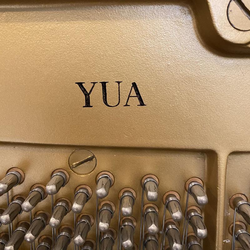 yamaha yua type aanduiding