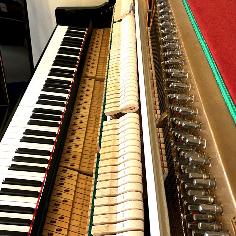 Richter piano mechaniek hamers stempennen