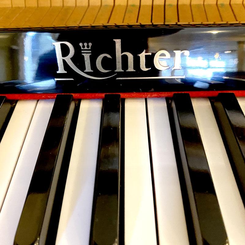 Richter piano toetsen merk