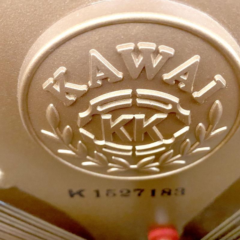 kawai kl58b embleem in pantserraam