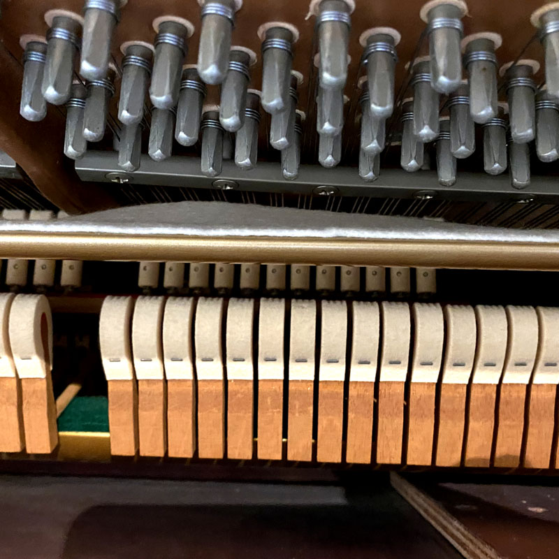 kawai kl58b hamers en stempennen