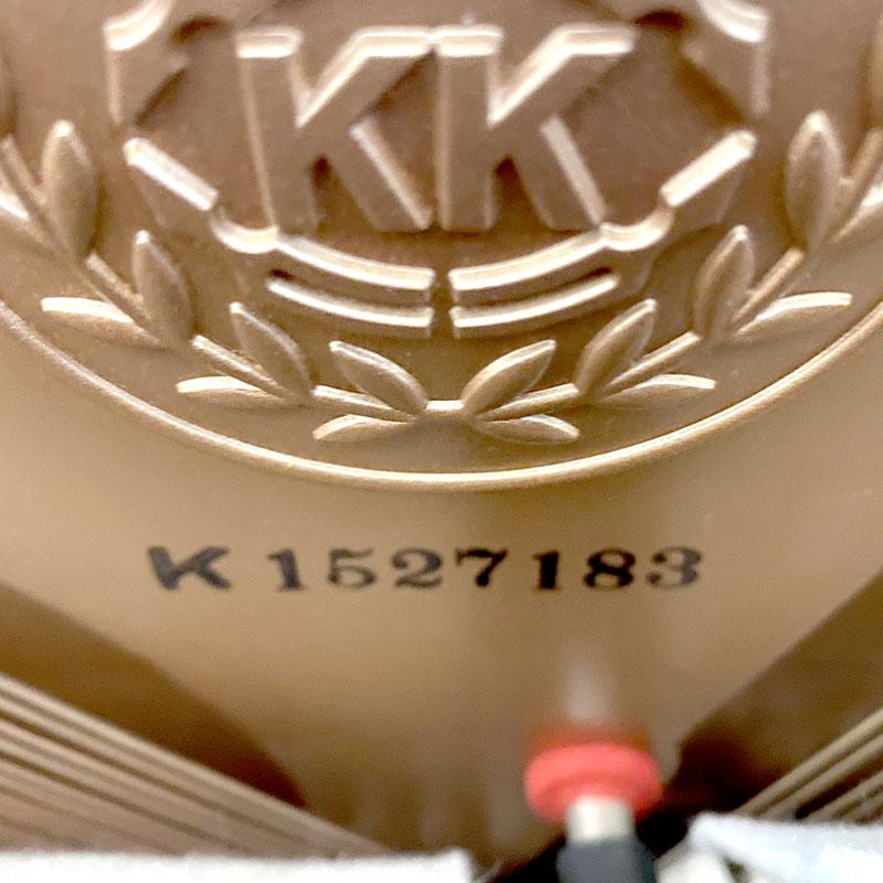 kawai kl58b serienummer